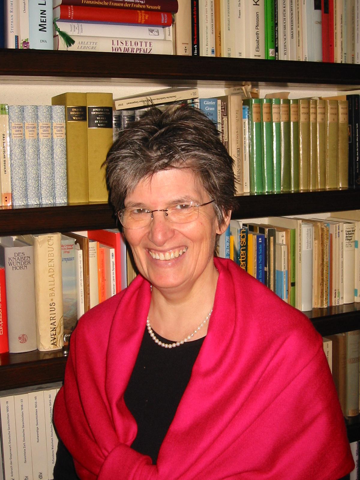 Portrait von Leonore Blume